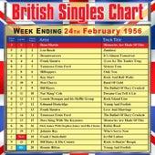 British Singles Chart - Week Ending 24 February 1956 de Various Artists