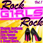 Rock Girls Rock Vol. 1 by Various Artists