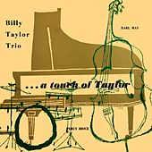 A Touch Of Taylor de Billy Taylor