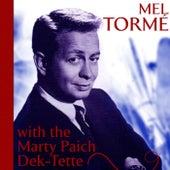 Mel Tormé With The Marty Paich Dek-Tette di Mel Torme