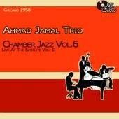 Chamber Jazz, Vol. 6 - Live at the Spotlite, Vol. 2 de Ahmad Jamal