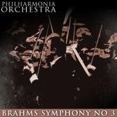 Brahms Symphony No. 3 de Philharmonia Orchestra