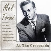 Live At The Crescendo de Mel Tormè
