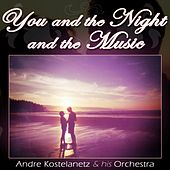 You And The Night And The Music de Andre Kostelanetz And His Orchestra