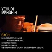 Bach: Double Concerto by Yehudi Menuhin