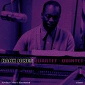 Quartet - Quintet de Hank Jones