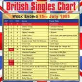 British Singles Chart - Week Ending 15 July 1955 by Various Artists