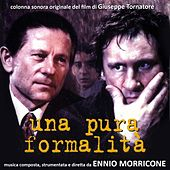 Una pura formalità (A Pure formality, Original motion picture soundtrack) by Ennio Morricone