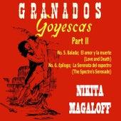 Granados Goyescas Part 2 de Nikita Magaloff