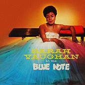 At The Blue Note by Sarah Vaughan