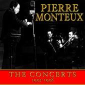 The Concerts 1952-1958 de Pierre Monteux