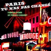Paris, Tu N'as Pas Change von Various Artists