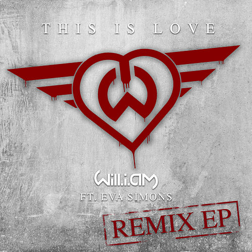 This Is Love Remix EP by Will.i.am