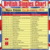 British Singles Chart - Week Ending 7 January 1955 de Various Artists