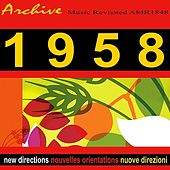 New Directions Nouvelles Orientations Novos Rumos 1958 by Various Artists