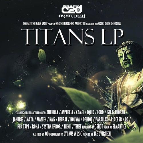 Titans LP by Various Artists