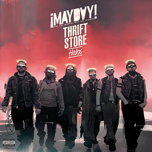 Thrift Store Halos by ¡Mayday!