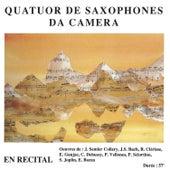Debussy, Collery, Bach, Clérisse, Gaujac, Vellones, Sciortino, Joplin & Bozza: En Récital by Sax4