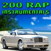 200 Rap Instrumentals by Rap Instrumentals