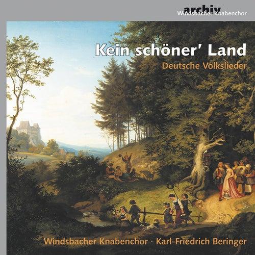 Kein schoener' Land by Windsbach Boys Choir