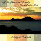 Buffalo Ballads by Heidi C. Huseman-Dewally