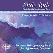 Emerging and Celebrated Repertoire for Solo Trombone and Symphonic Band, Vol. 5: Tennessee Tech Symphony Band von Joshua Hauser