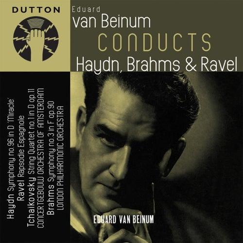 Eduard van Beinum Conducts Haydn, Brahms & Ravel by Various Artists
