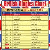 British Singles Chart - Week Ending 17 June 1955 de Various Artists