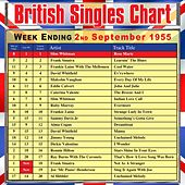 British Singles Chart - Week Ending 2 September 1955 by Various Artists