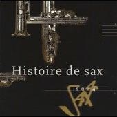 Gubitsch, Scarlatti, Piazzola, Rota, Rimsky-Korsakov, D'Rivera, Brubeck, Parker, Mingus, Mower, Chirol, Jeanneau & VanHeusen: Histoire de Sax by Sax4