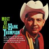 Most Of All von Hank Thompson