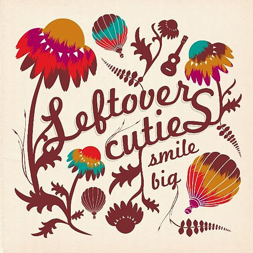Smile Big by Leftover Cuties