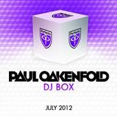 DJ Box - July 2012 von Various Artists