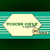 Voices Only 2012 College A Cappella, Volume One de Various Artists