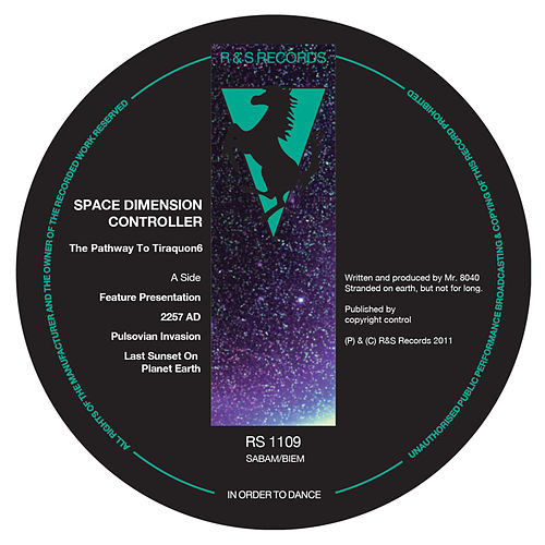 The Pathway to Tiraquon 6 by Space Dimension Controller