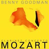 Mozart Clarinet Concerto de Benny Goodman
