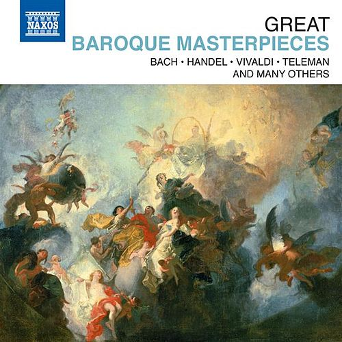 Great Baroque Masterpieces by Various Artists