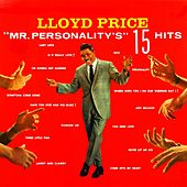 Mr Personality's 15 Hits by Lloyd Price