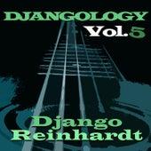 Djangology, Vol. 5 de Django Reinhardt