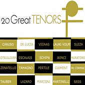 20 Great Tenors by Various Artists