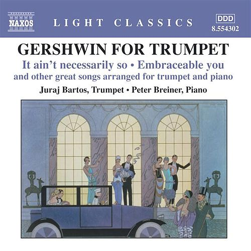 Gershwin for Trumpet by George Gershwin