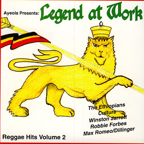 Legends At Work by Various Artists