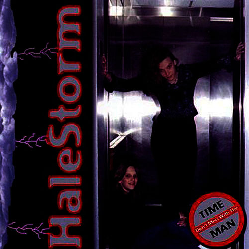 (Don't Mess With The) Time Man by Halestorm
