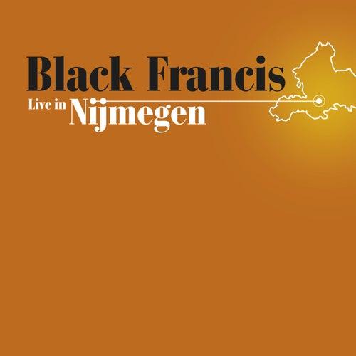 Live in Nijmegen by Frank Black