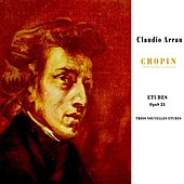 Chopin Etudes Op 25 von Claudio Arrau