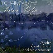 Tchaikovsky: Swan Lake - Ballet Music, Op.20a de Andre Kostelanetz And His Orchestra