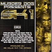 Murder Dog Presents SK1 by Various Artists