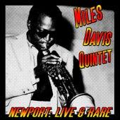 Newport: Live & Rare de Miles Davis