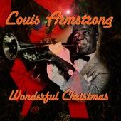Wonderful Christmas von Louis Armstrong