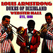 Dukes of Dixieland - Webster Hall, NYC 1960 by Louis Armstrong